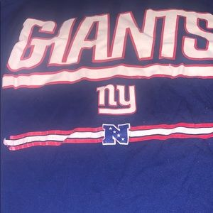Men's giants shirt size small
